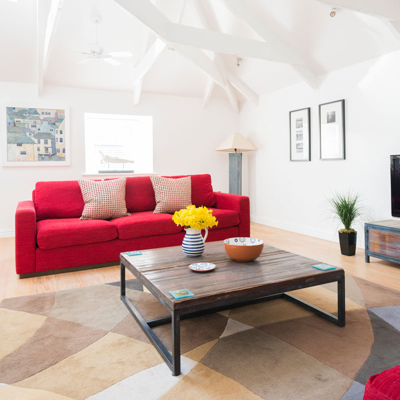Luxury Apartment in St Ives, Island