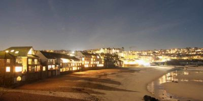 New Years in St Ives - luxury apartments in the heart of the town.