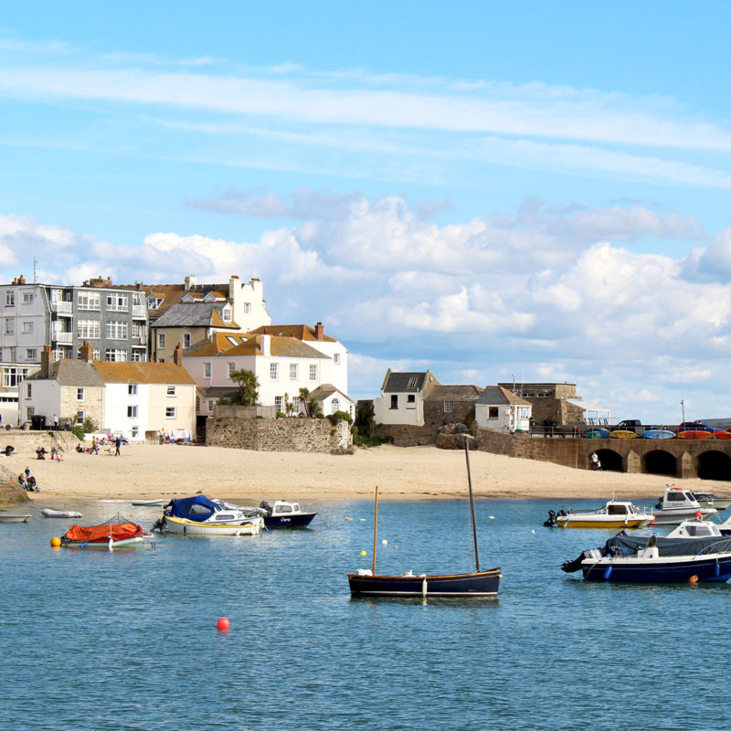 St Ives luxury apartments by the sea