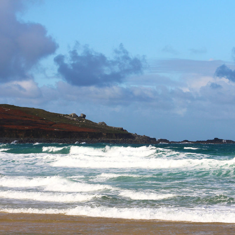 Luxury apartments in St Ives by Porthmeor Beach