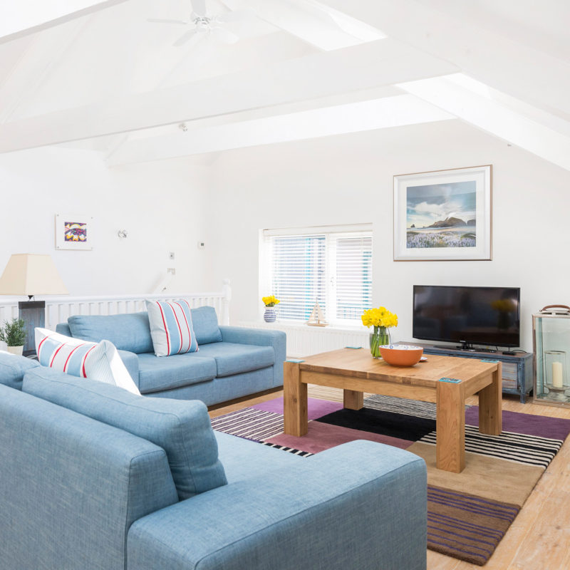 Luxury apartment in St Ives, for those looking for five star accommodation in Cornwall.