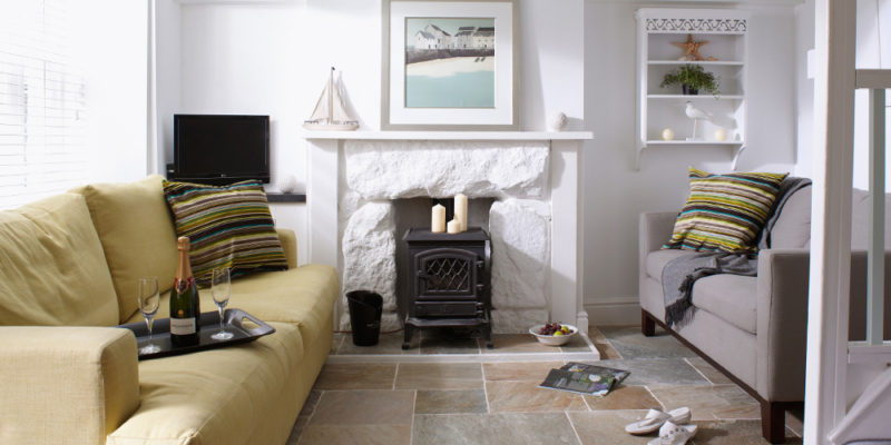 Luxury self catering cottage in St Ives.