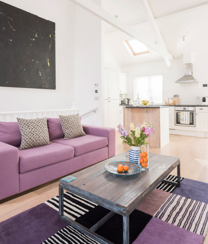 St Ives Luxury Apartment in Cornwall