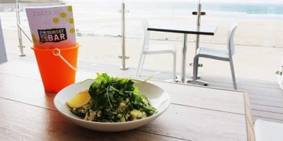Restuarants in St Ives - book a luxury apartment.