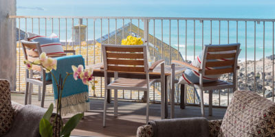 Luxury self catering in Cornwall with Sea Views