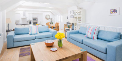 Luxury accommodation in Cornwall