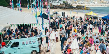 Festivals in St Ives - Luxury apartments in St Ives