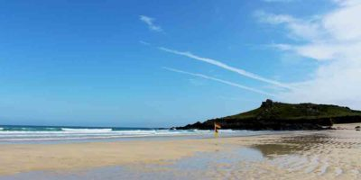 Summer self catering in St Ives