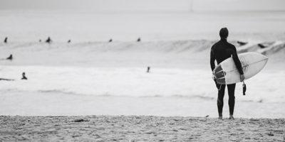 Short break in St Ives Surfing Hero