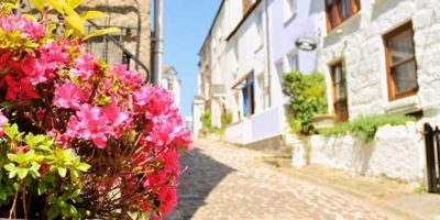 Luxury apartments in St Ives