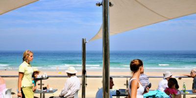 St Ives luxury apartments restaurants