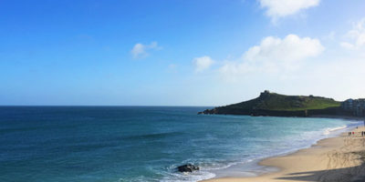 Luxury accommodation in Cornwall Porthmeor