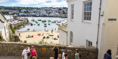 Luxury accommodation in St Ives