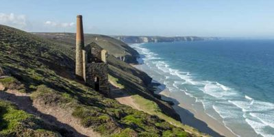 Cornwall luxury accommodation Poldark