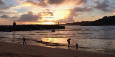 Luxury holiday in St Ives