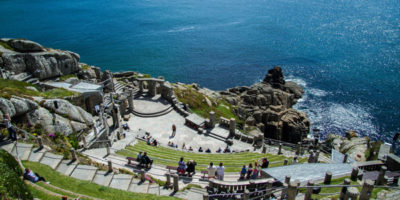 Minack Theatre St Ives luxury apartments in Cornwall
