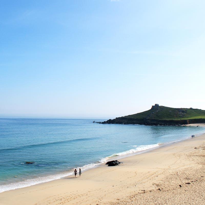 luxury group accommodation porthmeor beach