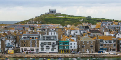Luxury Self Catering in St Ives in Autumn
