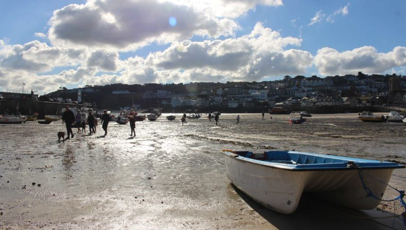 Winter in St Ives Luxury Apartments