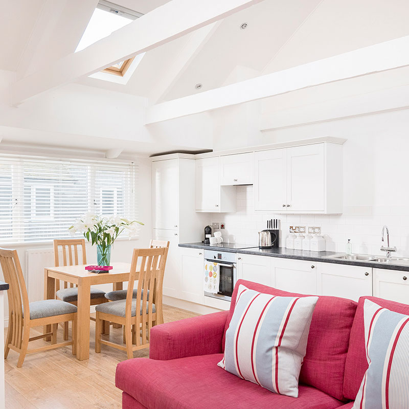 Luxury Couples accommodation st ives Driftwood