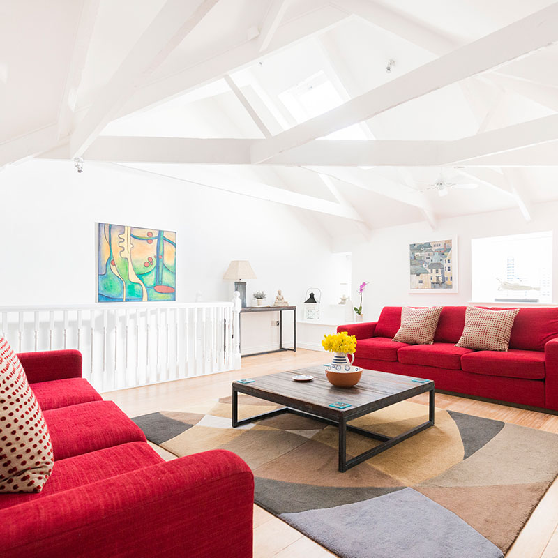 luxury boutique accommodation in st ives island