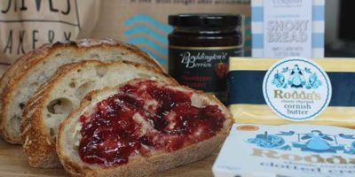 Experience Local Produce from Cornwall