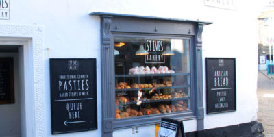 Best Pasty In St Ives Cornwall