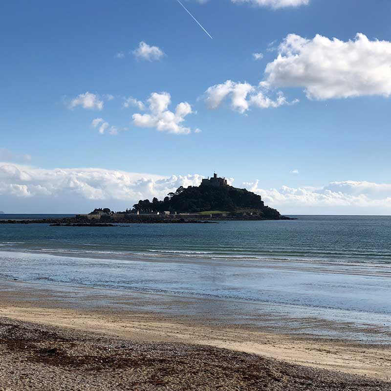 St Michael's Mount Coastal Walks Dog friendly
