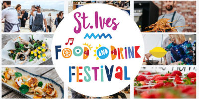 St Ives Food and Drink Festival in Cornwall