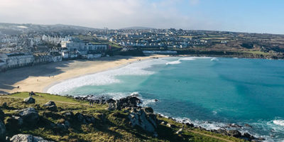 Luxury last minute breaks in St Ives Cornwall