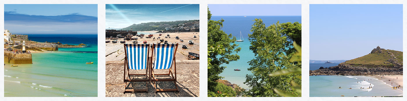July in St Ives