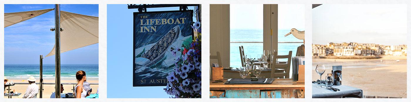 Restaurants in St Ives
