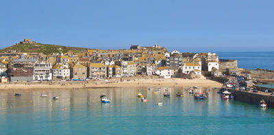 Short breaks in St Ives