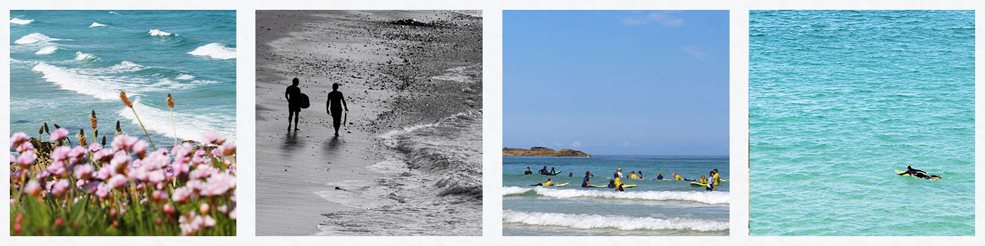 surfing in st ives cornwall