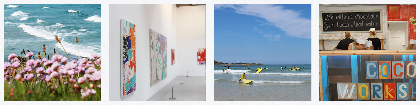 Activities in Summer St Ives Cottages