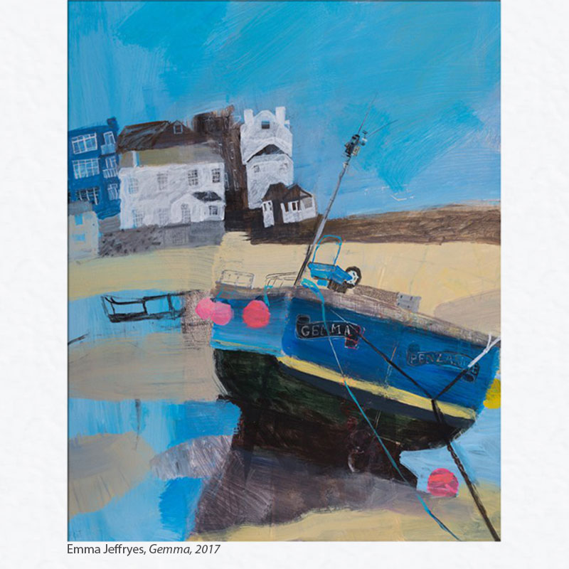 Emma Jeffryes art page St Ives