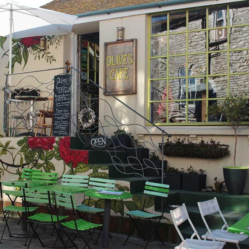 Olive's Cafe St Ives
