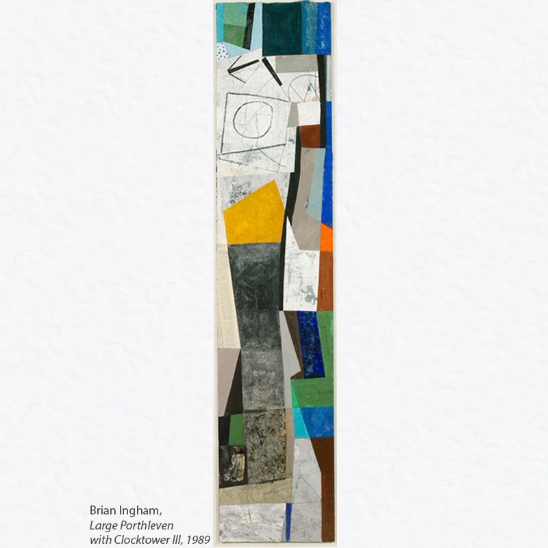 Brian Ingham St Ives Art collection