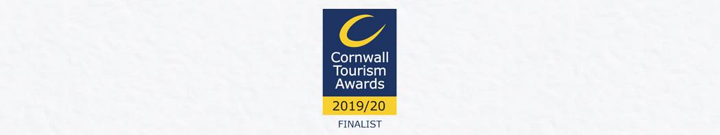 Cornwall Tourism Awards 2019 Finalist