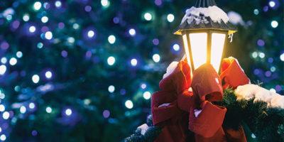 Christmas activities in December Cornwall