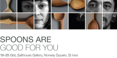 exhibition spoon st ives cornwall
