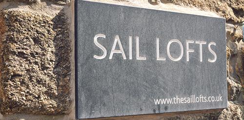 Sail Lofts St Ives logo
