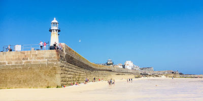 St Ives Harbour Lighthouse