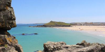 St Ives Summer Coast